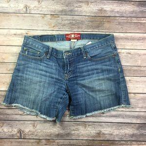{Lucky Brand} Riley Shorts Sz 4